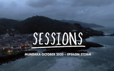 Hurricane Epsilon Brings Perfect Barrels To Europe's Best Point Break | Sessions